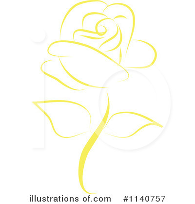 Rose Clipart #1140757 by Vitmary Rodriguez
