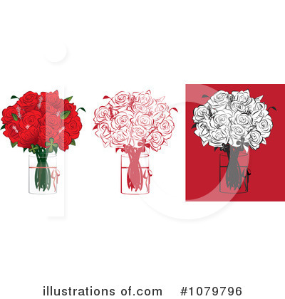 Rose Clipart #1079796 by Vitmary Rodriguez