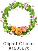 Roses Clipart #1293276 by merlinul