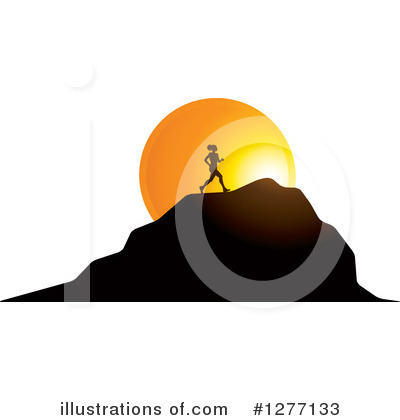 Sunset Clipart #1277133 by Lal Perera