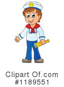 Sailor Clipart #1189551 by visekart