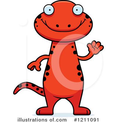 salamander clipart 1211091 illustration by cory thoman rh illustrationsof com salamander clipart black and white salamander clipart