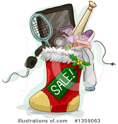 Royalty-Free (RF) Sale Clipart Illustration by BNP Design Studio - Stock Sample #1359063
