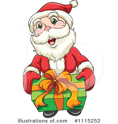 Christmas Clipart #1115252 by Graphics RF