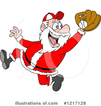 Christmas Clipart #1217128 by LaffToon