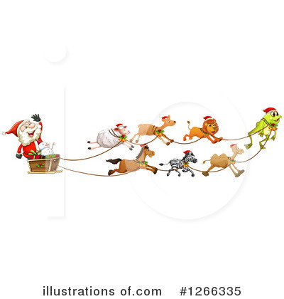 Christmas Clipart #1266335 by Graphics RF