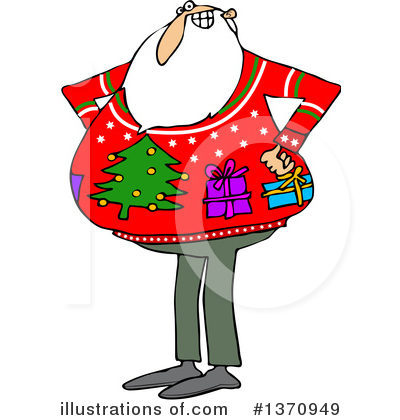 Christmas Clipart #1370949 by djart