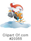 Santa Clipart #20355 by Tonis Pan