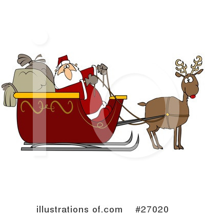 Christmas Clipart #27020 by djart