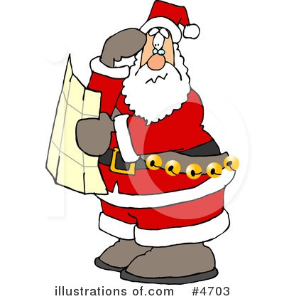 Christmas Clipart #4703 by djart