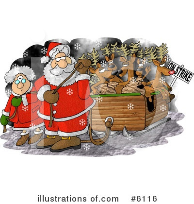 Christmas Clipart #6116 by djart