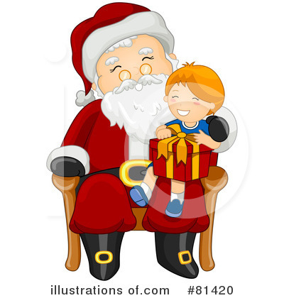 Santa Clipart #81420 by BNP Design Studio