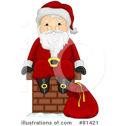 Santa Clipart #81421 by BNP Design Studio
