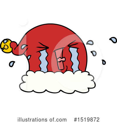 Christmas Hat Clipart Free.Santa Hat Clipart 1149849 Illustration By Lineartestpilot