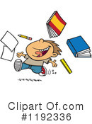 School Boy Clipart #1192336 by toonaday