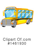 School Bus Clipart #1461930 by Graphics RF