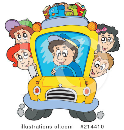 School Bus Clipart #214410 by visekart