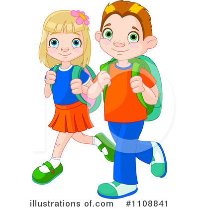 school children clipart 1108841 illustration by pushkin rh illustrationsof com school kid clipart image school kid clipart black and white