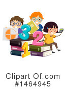 School Children Clipart #1464945 by BNP Design Studio