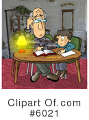 School Clipart #6021 by djart