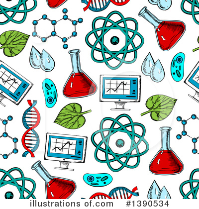 Amoeba Clipart #1390534 by Vector Tradition SM