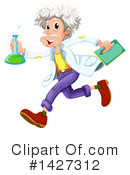 Scientist Clipart #1427312 by Graphics RF