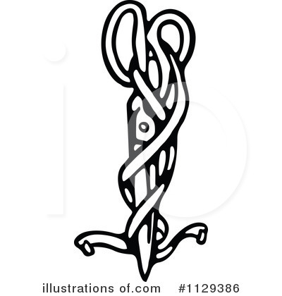 Scissors Clipart #1129386 - Illustration by Prawny Vintage