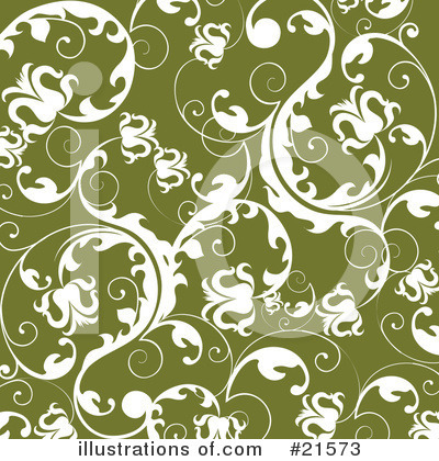 Royalty-Free (RF) Scroll Background Clipart Illustration by OnFocusMedia - Stock Sample #21573