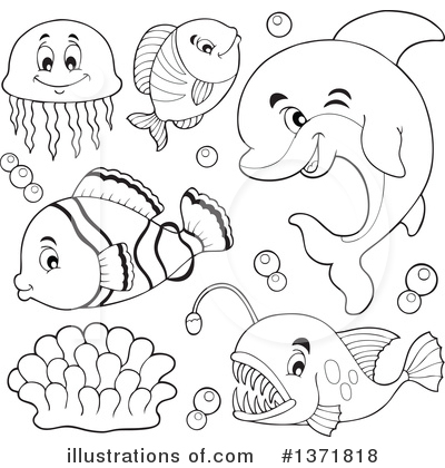 Sea Life Clipart 1371818