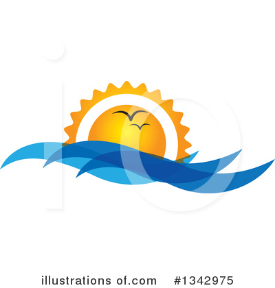 Sun Clipart #1342975 by ColorMagic