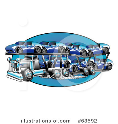 Car Clipart #63592 by Andy Nortnik