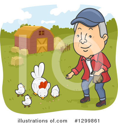 Farming Clipart #1299861 by BNP Design Studio