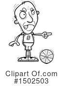 Senior Man Clipart #1502503 by Cory Thoman