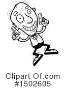 Senior Man Clipart #1502605 by Cory Thoman