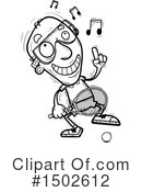 Senior Man Clipart #1502612 by Cory Thoman