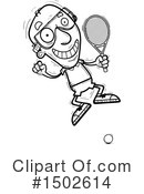 Senior Man Clipart #1502614 by Cory Thoman