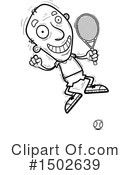 Senior Man Clipart #1502639 by Cory Thoman