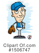 Senior Man Clipart #1506747 by Cory Thoman
