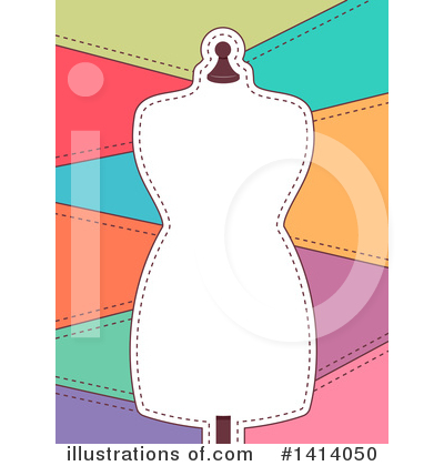 Sewing Clipart #1414050 by BNP Design Studio