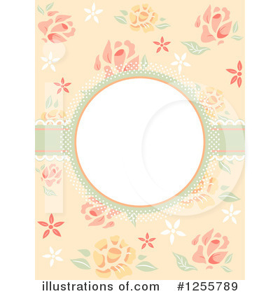 Shabby Chic Clipart #1255789 - Illustration by BNP Design Studio