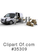 Shipping Clipart #35309 by KJ Pargeter