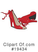 Shoes Clipart #19434 by Vitmary Rodriguez