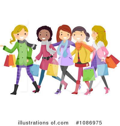 shopping clipart 1086975 illustration by bnp design studio rh illustrationsof com shopping cart clipart free shopping clipart free