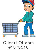 Shopping Clipart #1373516 by visekart