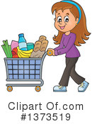 Shopping Clipart #1373519 by visekart