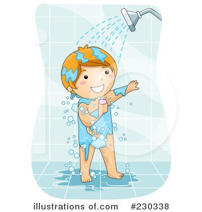 Clip Art Shower Clipart shower clipart 230338 illustration by bnp design studio royalty free rf stock sample