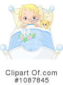 Sick Clipart #1087845 by Pushkin