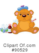 Sick Clipart #90529 by Pushkin