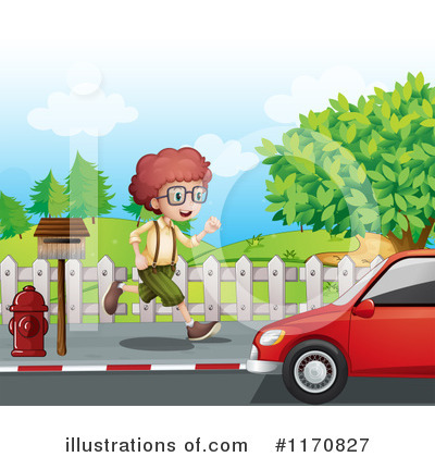 Sidewalk Clipart #1170827 - Illustration by Graphics RF