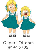 Sister Clipart #1415702 by BNP Design Studio